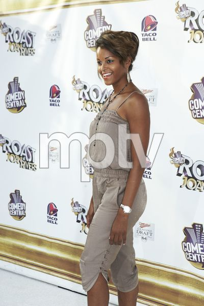 """The Comedy Central Roast of Joan Rivers"" Claudia Jordan7-26-2009 / CBS Studios / Studio City, CA / Comedy Central / Photo by Benny Haddad - Image 23755_0064"