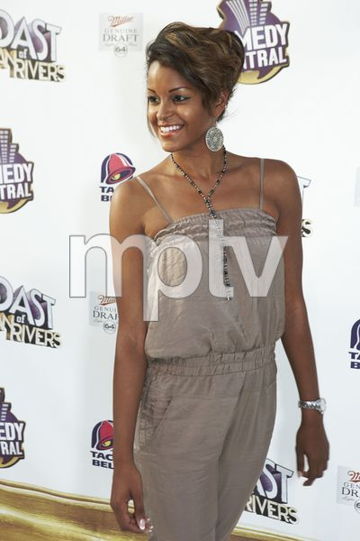 """The Comedy Central Roast of Joan Rivers"" Claudia Jordan7-26-2009 / CBS Studios / Studio City, CA / Comedy Central / Photo by Benny Haddad - Image 23755_0065"