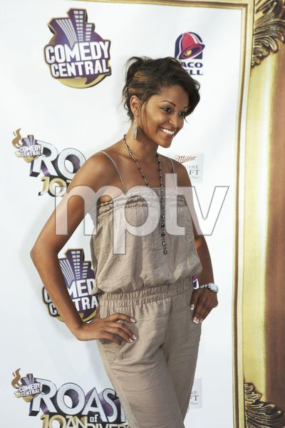 """The Comedy Central Roast of Joan Rivers"" Claudia Jordan7-26-2009 / CBS Studios / Studio City, CA / Comedy Central / Photo by Benny Haddad - Image 23755_0067"
