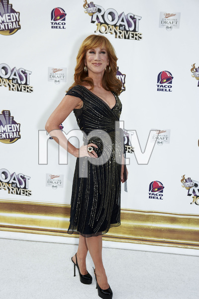 """The Comedy Central Roast of Joan Rivers"" Kathy Griffin7-26-2009 / CBS Studios / Studio City, CA / Comedy Central / Photo by Benny Haddad - Image 23755_0071"