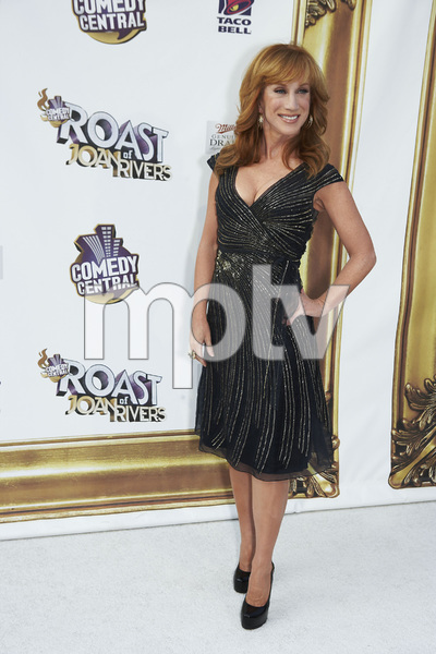 """The Comedy Central Roast of Joan Rivers"" Kathy Griffin7-26-2009 / CBS Studios / Studio City, CA / Comedy Central / Photo by Benny Haddad - Image 23755_0072"