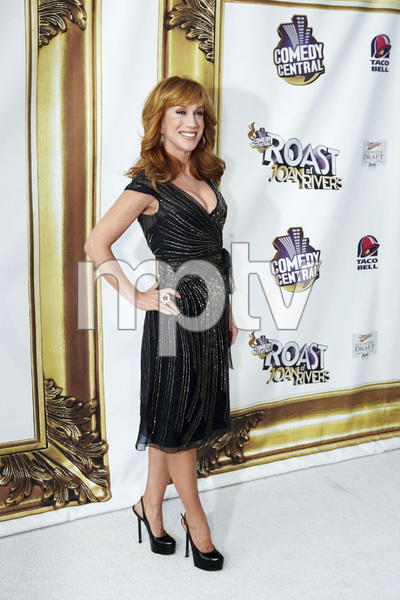 """The Comedy Central Roast of Joan Rivers"" Kathy Griffin7-26-2009 / CBS Studios / Studio City, CA / Comedy Central / Photo by Benny Haddad - Image 23755_0073"