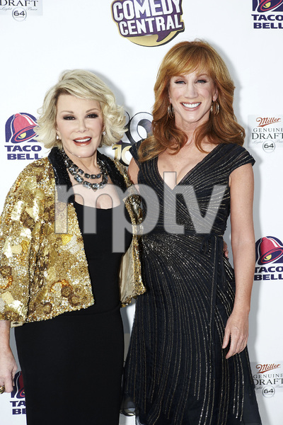 """The Comedy Central Roast of Joan Rivers"" Kathy Griffin and Joan Rivers7-26-2009 / CBS Studios / Studio City, CA / Comedy Central / Photo by Benny Haddad - Image 23755_0083"