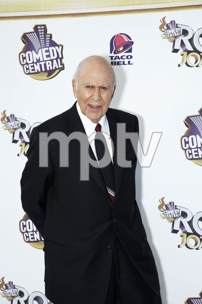 """The Comedy Central Roast of Joan Rivers"" Carl Reiner7-26-2009 / CBS Studios / Studio City, CA / Comedy Central / Photo by Benny Haddad - Image 23755_0085"