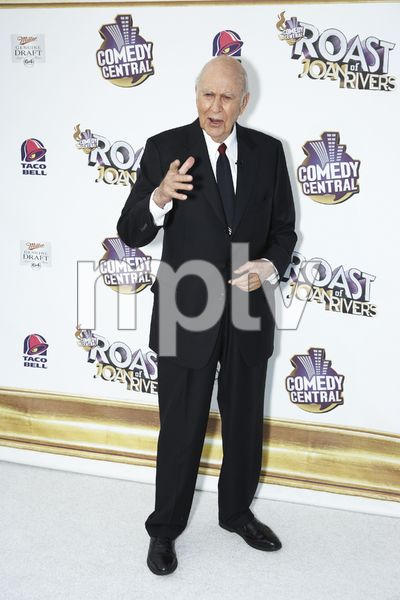 """""""The Comedy Central Roast of Joan Rivers"""" Carl Reiner7-26-2009 / CBS Studios / Studio City, CA / Comedy Central / Photo by Benny Haddad - Image 23755_0086"""