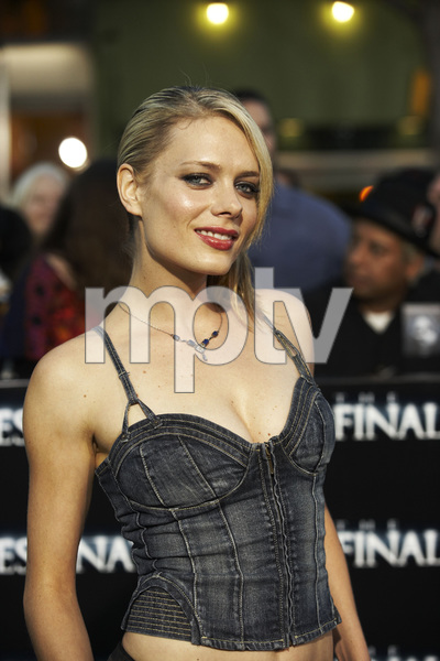 """The Final Destination"" Premiere Nina Bergman8-27-2009 / Mann Village Theater / Westwood, CA / Warner Brothers / Photo by Benny Haddad - Image 23781_0012"