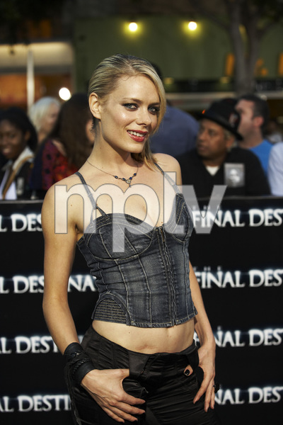 """The Final Destination"" Premiere Nina Bergman8-27-2009 / Mann Village Theater / Westwood, CA / Warner Brothers / Photo by Benny Haddad - Image 23781_0013"
