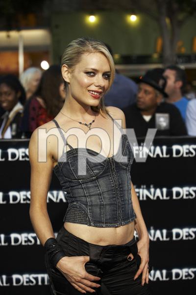 """The Final Destination"" Premiere Nina Bergman8-27-2009 / Mann Village Theater / Westwood, CA / Warner Brothers / Photo by Benny Haddad - Image 23781_0013"