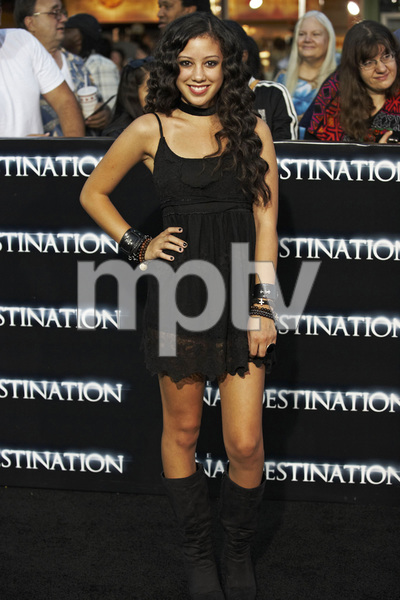 """""""The Final Destination"""" Premiere Keana Texeira8-27-2009 / Mann Village Theater / Westwood, CA / Warner Brothers / Photo by Benny Haddad - Image 23781_0015"""