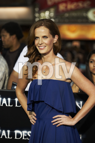 """The Final Destination"" Premiere Rebecca Mader8-27-2009 / Mann Village Theater / Westwood, CA / Warner Brothers / Photo by Benny Haddad - Image 23781_0025"