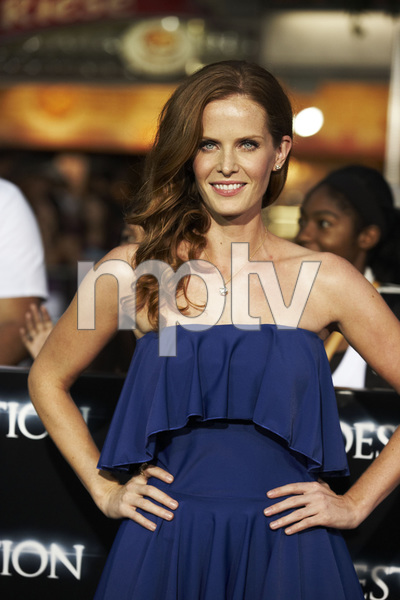 """""""The Final Destination"""" Premiere Rebecca Mader8-27-2009 / Mann Village Theater / Westwood, CA / Warner Brothers / Photo by Benny Haddad - Image 23781_0026"""