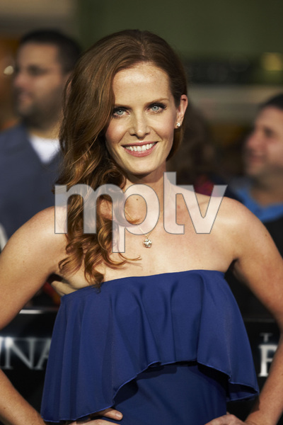 """The Final Destination"" Premiere Rebecca Mader8-27-2009 / Mann Village Theater / Westwood, CA / Warner Brothers / Photo by Benny Haddad - Image 23781_0028"