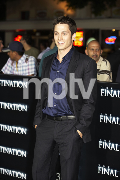 """""""The Final Destination"""" Premiere Bobby Campo8-27-2009 / Mann Village Theater / Westwood, CA / Warner Brothers / Photo by Benny Haddad - Image 23781_0045"""