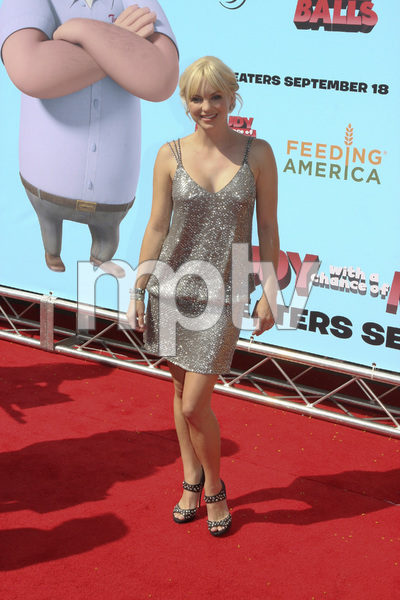 """Cloudy with a Chance of Meatballs"" Premiere Anna Faris9-12-2009 / Mann Village Theater / Westwood, CA / Columbia Pictures / Photo by Joelle Leder - Image 23792_0088"