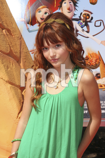 """""""Cloudy with a Chance of Meatballs"""" Premiere Bella Thorne9-12-2009 / Mann Village Theater / Westwood, CA / Columbia Pictures / Photo by Joelle Leder - Image 23792_0135"""