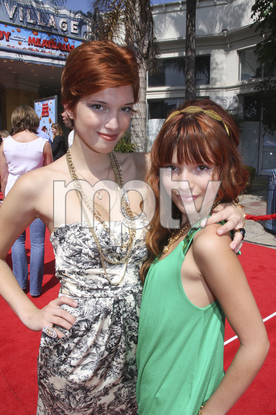 """""""Cloudy with a Chance of Meatballs"""" Premiere Dani Thorne and Bella Thorne9-12-2009 / Mann Village Theater / Westwood, CA / Columbia Pictures / Photo by Joelle Leder - Image 23792_0150"""