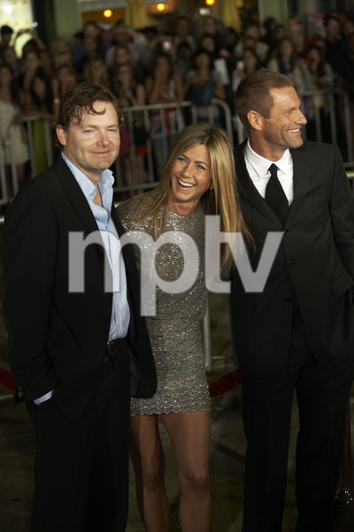 """Love Happens"" Premiere Director Brandon Camp, Jennifer Aniston, Aaron Eckhart9-15-2009 / Mann Village Theater / Westwood, CA / Universal Pictures / Photo by Benny Haddad - Image 23793_0045"