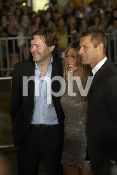 """""""Love Happens"""" Premiere Brandon Camp, Jennifer Aniston, and Aaron Eckhart9-15-2009 / Mann Village Theater / Westwood, CA / Universal Pictures / Photo by Benny Haddad - Image 23793_0084"""
