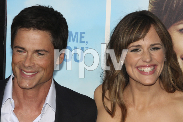 """The Invention of Lying"" Premiere Rob Lowe, Jennifer Garner9-21-2009 / Grauman"