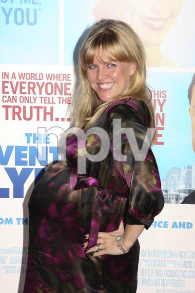 """The Invention of Lying"" Premiere Ashley Jensen9-21-2009 / Grauman"