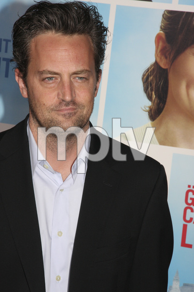 """""""The Invention of Lying"""" Premiere Matthew Perry9-21-2009 / Grauman"""