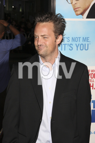 """The Invention of Lying"" Premiere Matthew Perry9-21-2009 / Grauman"