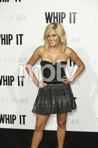 """Whip It""Ashley Roberts9-29-2009 / Grauman"