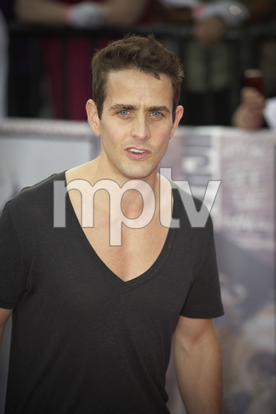 """""""This Is It"""" PremiereJoey McIntyre10-27-2009 / Nokia Theatre L.A. Live / Los Angeles, CA / Columbia Pictures / Photo by Benny Haddad - Image 23803_0135"""