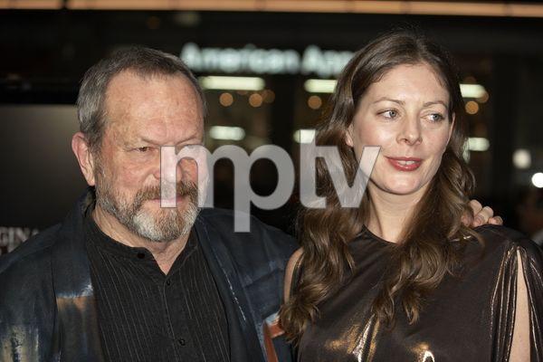 """""""The Imaginarium of Doctor Parnassus"""" PremiereDirector Terry Gilliam, Amy Gilliam11-2-2009 / Grauman"""