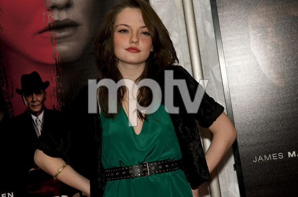 """""""The Box"""" PremiereEmily Meade11-4-2009 / AMC Loews Lincoln Square 13 / New York, NY / Warner Brothers / Photo by Sharon Vine - Image 23807_0021"""