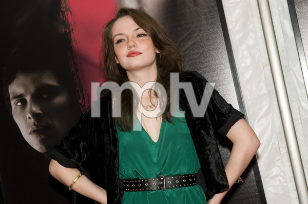 """The Box"" PremiereEmily Meade11-4-2009 / AMC Loews Lincoln Square 13 / New York, NY / Warner Brothers / Photo by Sharon Vine - Image 23807_0022"