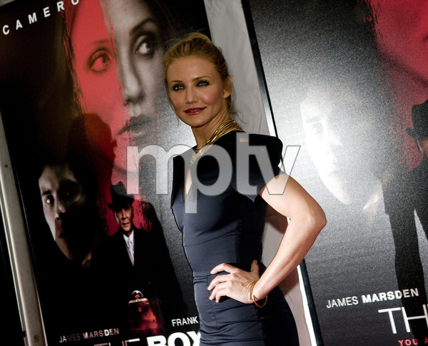 """The Box"" PremiereCameron Diaz11-4-2009 / AMC Loews Lincoln Square 13 / New York, NY / Warner Brothers / Photo by Sharon Vine - Image 23807_0032"