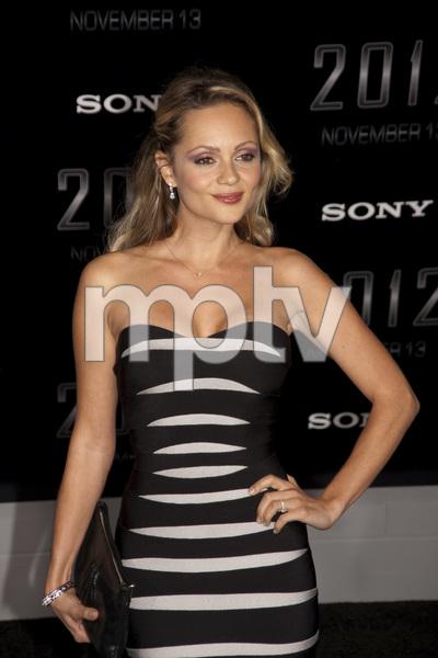 """""""2012"""" PremiereBeatrice Rosen11-3-2009 / Regal Cinemas LA Live / Los Angeles CA / Columbia Pictures / Photo by Joelle Leder - Image 23808_0012"""