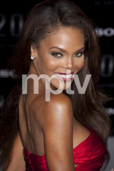 """2012"" PremiereCrystle Stewart, Miss USA 200811-3-2009 / Regal Cinemas LA Live / Los Angeles CA / Columbia Pictures / Photo by Joelle Leder - Image 23808_0026"
