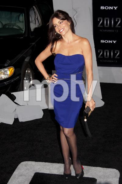 """2012"" PremiereSofia Vergara11-3-2009 / Regal Cinemas LA Live / Los Angeles CA / Columbia Pictures / Photo by Joelle Leder - Image 23808_0062"