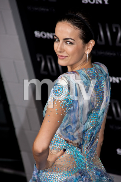 """2012"" PremiereCamilla Belle11-3-2009 / Regal Cinemas LA Live / Los Angeles CA / Columbia Pictures / Photo by Joelle Leder - Image 23808_0106"