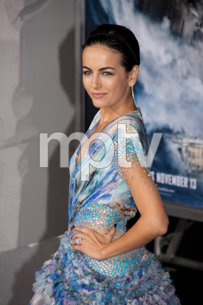 """2012"" PremiereCamilla Belle11-3-2009 / Regal Cinemas LA Live / Los Angeles CA / Columbia Pictures / Photo by Joelle Leder - Image 23808_0107"