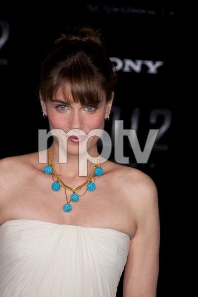 """2012"" PremiereAmanda Peet11-3-2009 / Regal Cinemas LA Live / Los Angeles CA / Columbia Pictures / Photo by Joelle Leder - Image 23808_0110"