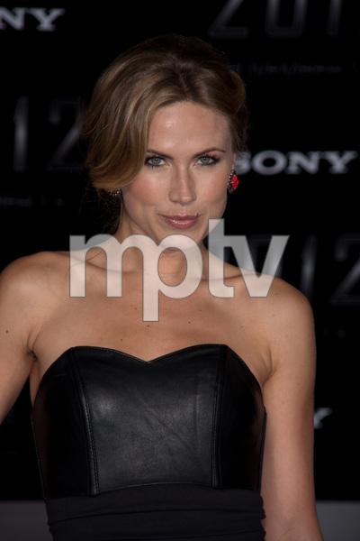 """""""2012"""" PremiereVail Bloom11-3-2009 / Regal Cinemas LA Live / Los Angeles CA / Columbia Pictures / Photo by Joelle Leder - Image 23808_0124"""