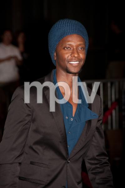 """2012"" PremiereEdi Gathegi11-3-2009 / Regal Cinemas LA Live / Los Angeles CA / Columbia Pictures / Photo by Joelle Leder - Image 23808_0130"
