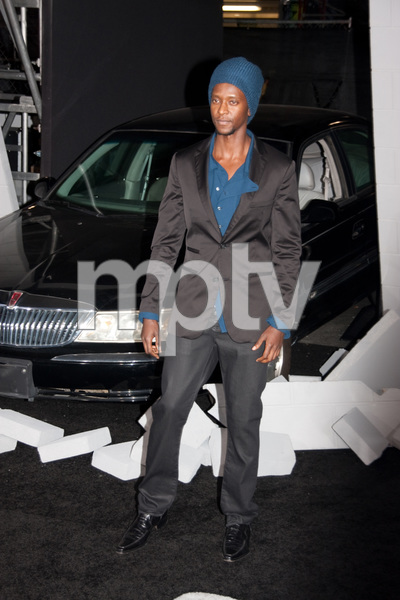 """2012"" PremiereEdi Gathegi11-3-2009 / Regal Cinemas LA Live / Los Angeles CA / Columbia Pictures / Photo by Joelle Leder - Image 23808_0131"