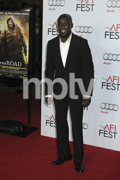 """The Road"" PremiereMichael K. Williams11-4-2009 / Grauman"