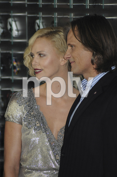 """The Road"" PremiereCharlize Theron and Viggo Mortensen11-4-2009 / Grauman"
