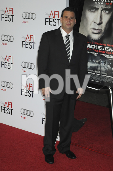 """The Road"" PremiereRandall Emmett11-4-2009 / Grauman"