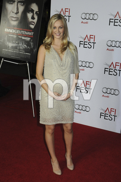"""The Road"" PremiereAmbyr Childers11-4-2009 / Grauman"