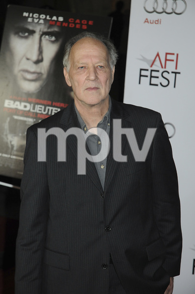 """The Road"" PremiereWerner Herzog11-4-2009 / Grauman"