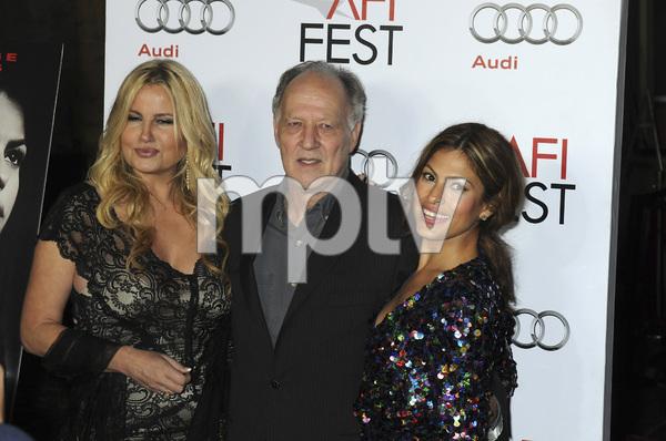 """""""The Road"""" PremiereJennifer Coolidge, Werner Herzog, Eva Mendes11-4-2009 / Grauman"""
