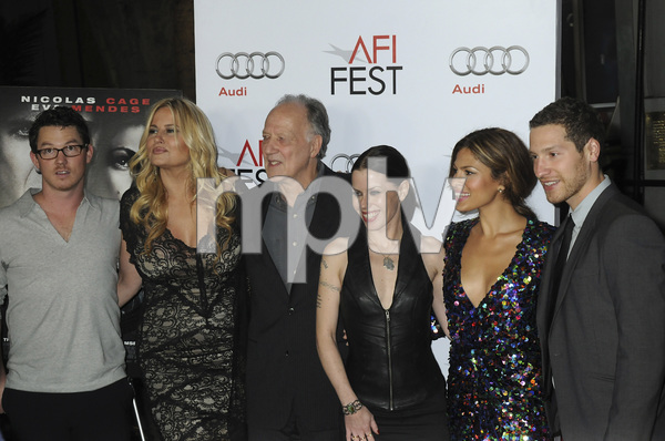 """The Road"" PremiereShawn Hatosy, Jennifer Coolidge, Werner Herzog, Fairuza Balk, Eva Mendes11-4-2009 / Grauman"