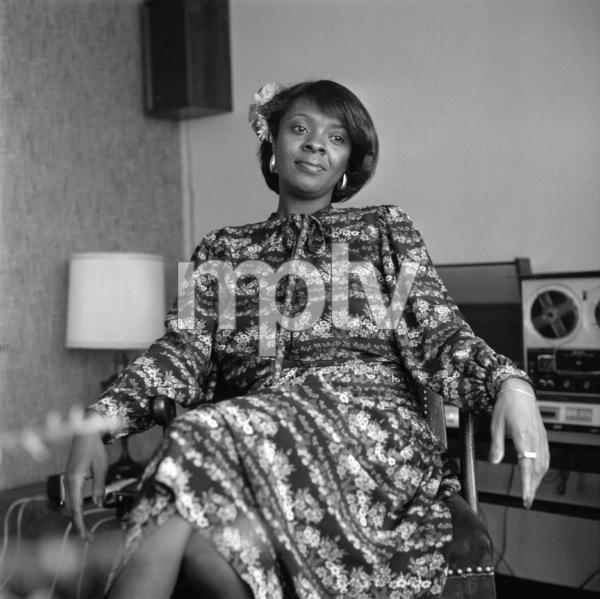 Thelma Houstoncirca 1978 © 1978 Bobby Holland - Image 23834_0001
