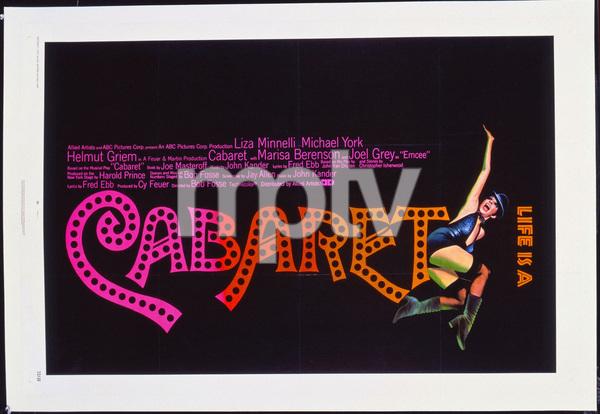 """""""Cabaret"""" (Poster)1972** T.N.C. - Image 23838_0041"""